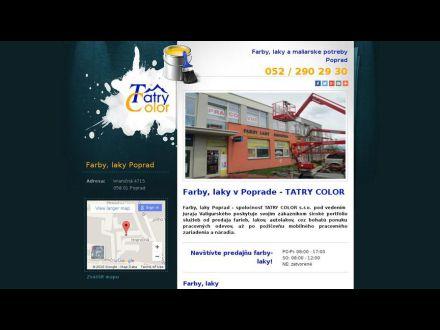 www.farbylaky-poprad.sk