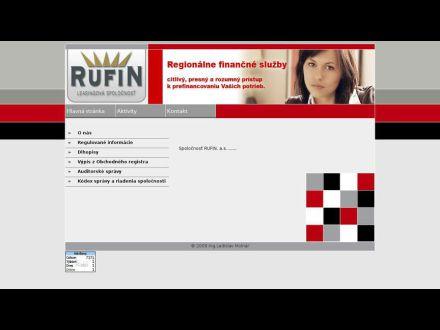 www.rufin.eu