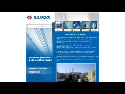 www.alpox.sk