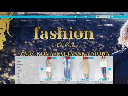 www.fashionitalia.sk