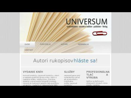 www.universum-eu.sk