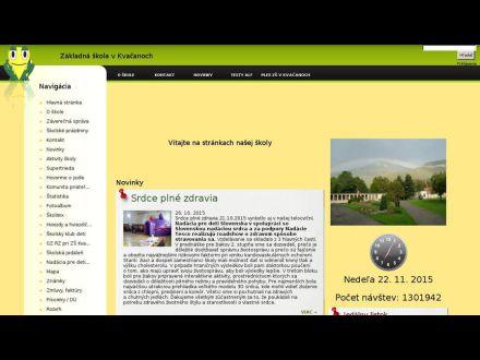 www.zskvacany.edupage.org