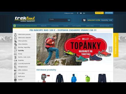 www.trekland.sk