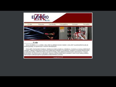 www.zk-elektro.sk