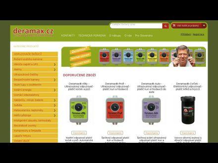 www.deramax.cz