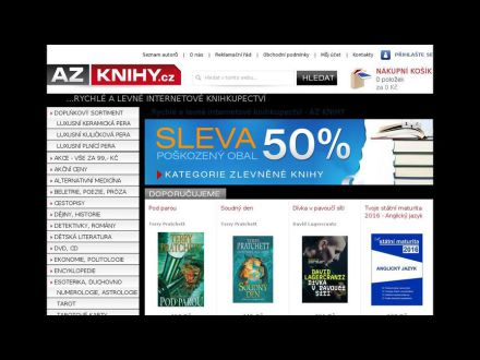www.azknihy.cz