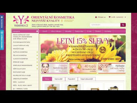 www.yasminka.cz