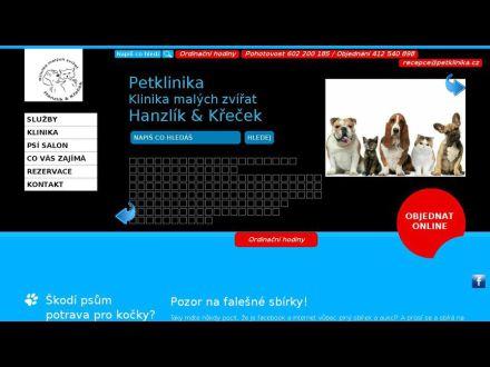 www.petklinika.cz