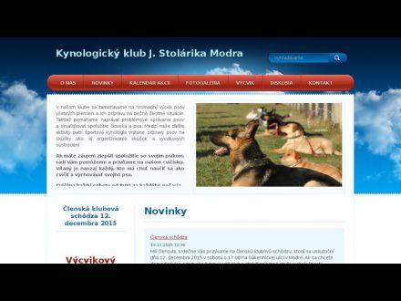 www.kkmodra.sk
