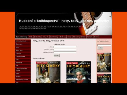 www.hudebni-knihkupectvi.cz