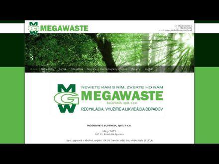 www.megawaste.sk