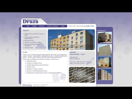 www.druza.sk