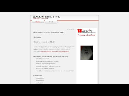 www.walkin.sk