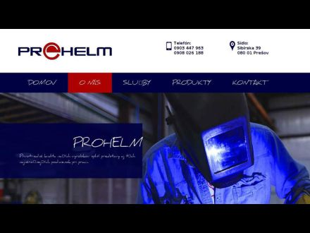 www.prohelm.sk