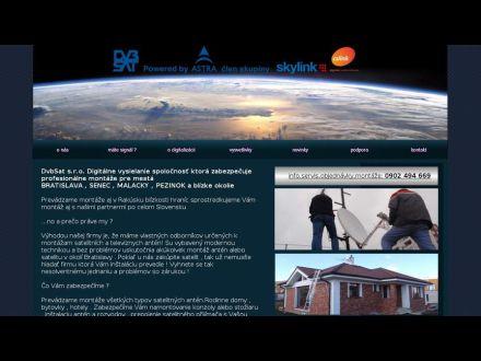 www.montaz-satelitu.sk