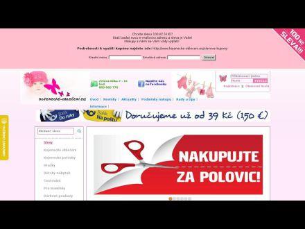 www.kojenecke-obleceni.eu/