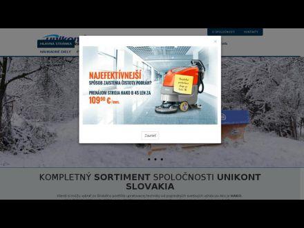 www.unikont.sk