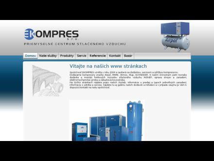 www.ekompres.sk