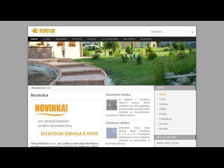 www.ateastav.sk