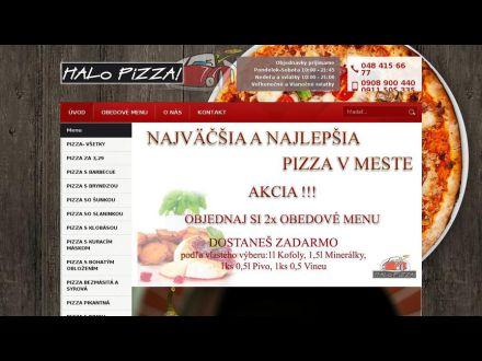 www.halopizza.sk