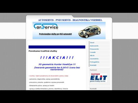 www.carservice.sk