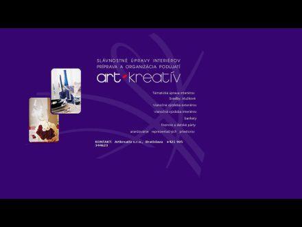 www.artkreativ.sk