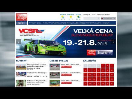www.slovakiaring.sk