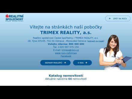 www.trimexreality.cz