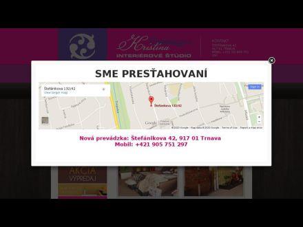 www.kristinadesign.sk