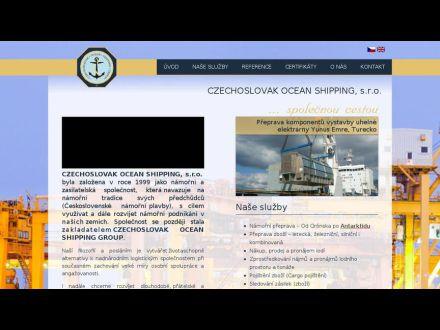 www.oceanshipping.cz