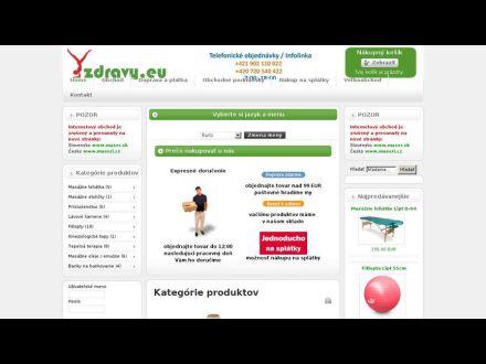 www.zdravy.eu