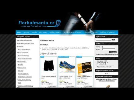 www.florbalmania.cz