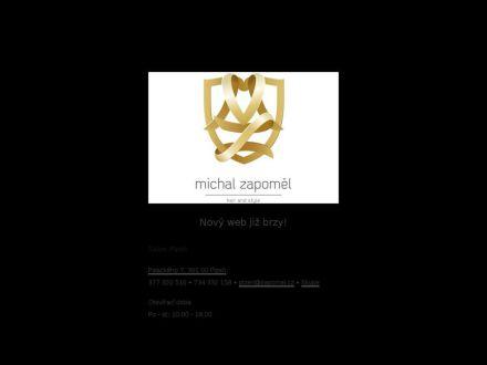 www.michalzapomel.cz