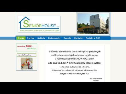 www.senior-house.sk