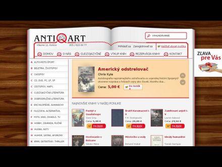 www.antiqart.sk