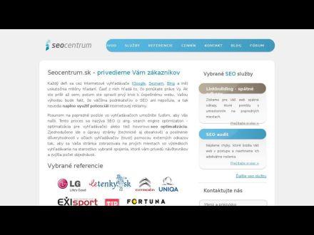 www.seocentrum.sk