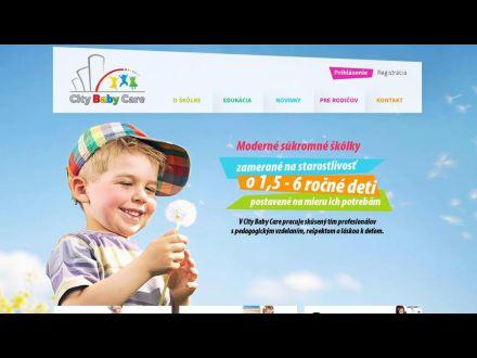 www.citybabycare.sk