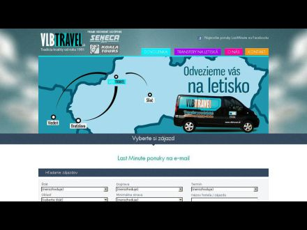 www.vlbtravel.sk
