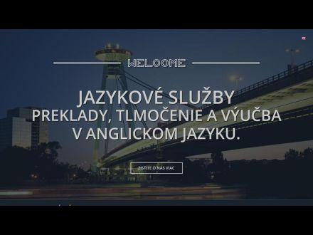 www.jazykovesluzby.sk