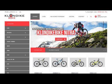 www.klondikebike.sk