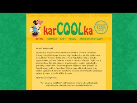 www.karcoolka.sk