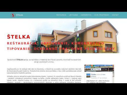 www.stelka.sk