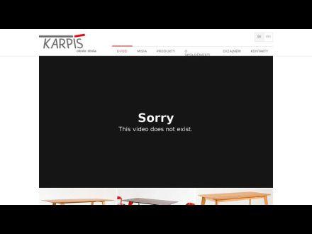 www.karpis.sk