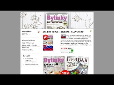 www.mojebylinky.cz/