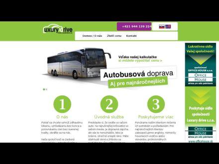 www.luxurydrive.eu