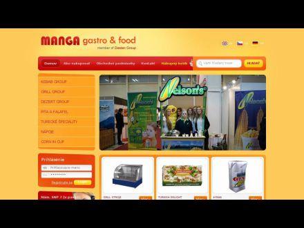 www.manga-gastrofood.sk