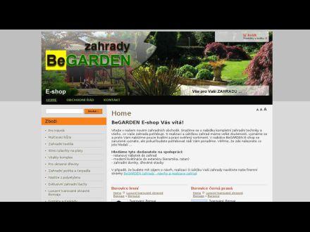 www.begardenshop.cz