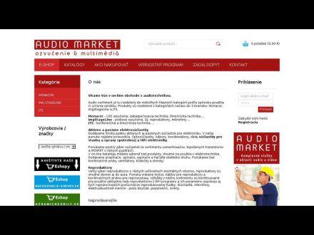 www.audiomarket.sk