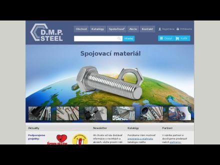 www.dmpsteel.sk