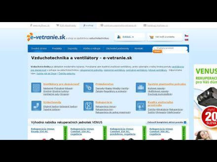 www.e-vetranie.sk
